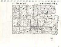 Map Image 008, Jennings County 1972